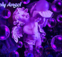 HOLY ANGEL by Ruth Kauffman