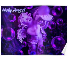 HOLY ANGEL Poster