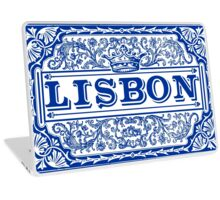 Traditional Azulejos (Portuguese Tiles) Laptop Skin