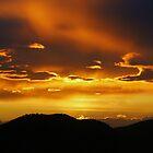 Sunset in Elba by gluca
