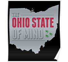 The Ohio State Of Mind - TShirts & Hoodies Poster