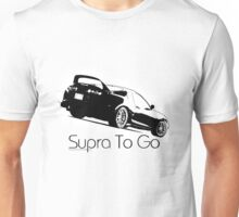 Supra To Go Unisex T-Shirt