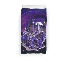 Hogwarts series (year 7: the Deathly Hallows) Duvet Cover