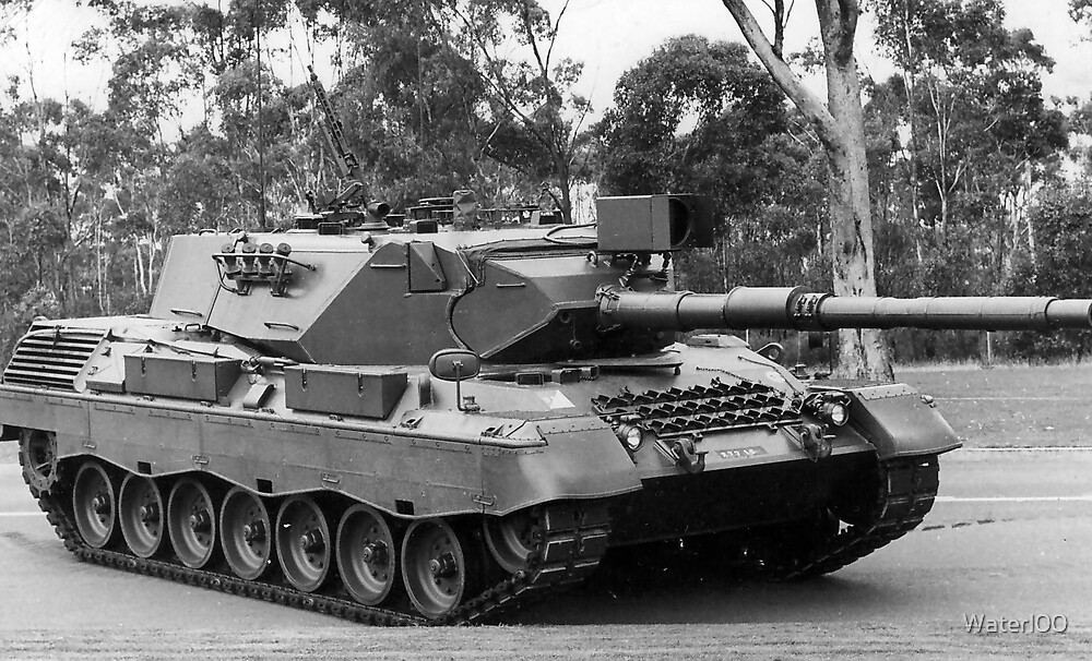 My Tank  by Waterl00