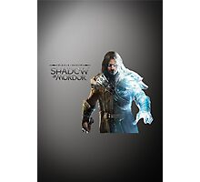 Shadow of mordor  Photographic Print