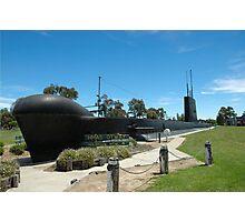 Submarine. Photographic Print