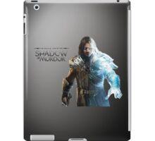 Shadow of mordor  iPad Case/Skin