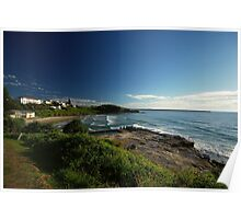 Dawn in Yamba, New South Wales Poster