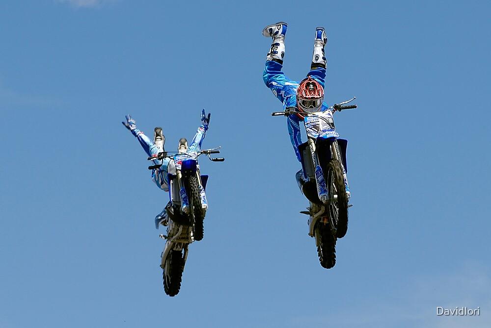 Showtime FMX Yamaha Freestyle Team VII by DavidIori