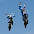 Showtime FMX Yamaha Freestyle Team VII by DavidIori