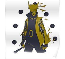 Naruto Six Paths Sage Mode Poster