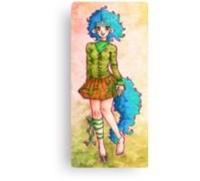 Momo Magic Canvas Print