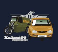 Reliant 80 years - first and last 3-wheeler T-Shirt