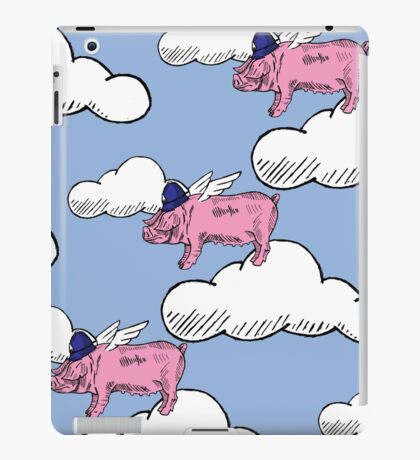 Pigs Might Fly iPad Case/Skin