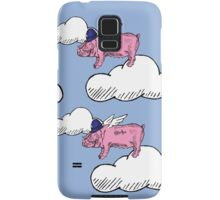 Pigs Might Fly Samsung Galaxy Case/Skin