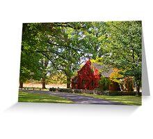 Gostwyck Church Greeting Card
