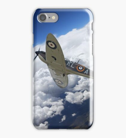 Spitfire Free  iPhone Case/Skin