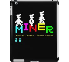 Manic Miner v2 iPad Case/Skin