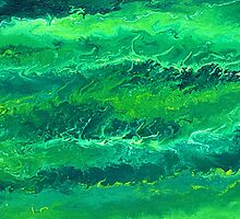 Emerald by Lisa Frances Judd~QuirkyHappyArt