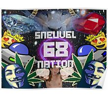 Sneuvel Nation - 68 Poster