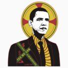 obama by edwin rivera