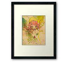 Ringo Round the Rosy Framed Print