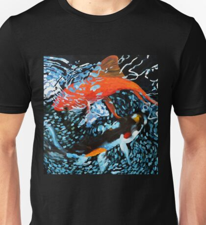 Serenity in the Water Unisex T-Shirt