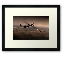 Mosquito Kill  Framed Print