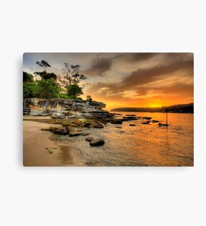 Fantasia By The Sea - Balmoral Beach - The HDR Series Canvas Print