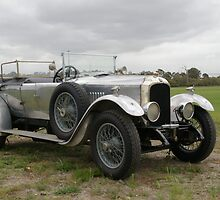 1928 Vauxhall Tourer by Terry  Jackson