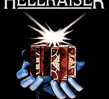 Hellraiser Puzzlebox by MohrCreations