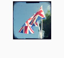 Flags - Union Jacks in a blue sky T-Shirt