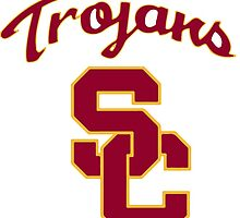 USC Trojans by holiganism