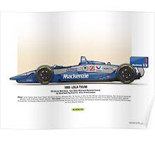 #2 LOLA - 1993 - T9300 - Goodyear Poster