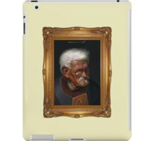 OLD FREEMAN iPad Case/Skin