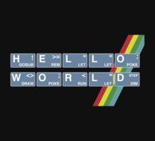 Hello Spectrum World