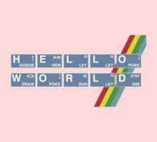 Hello Spectrum World Kids Clothes