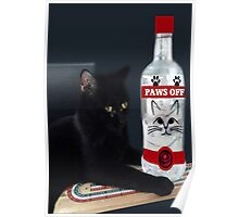 ITS MY PARTY AND I'LL CRY IF I WANT TOO.CRY IF I WANT TOO..U WOULD CRY TOO IF IT HAPPENED TO U....CUTE FELINE BOTTLE AND TOY PICTURE AND OR CARD ECT.. Poster