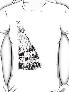 Fence print T-Shirt