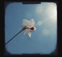 Windmill in a blue sky One Piece - Short Sleeve