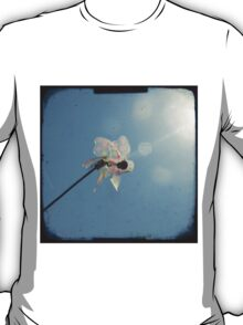 Windmill in a blue sky T-Shirt