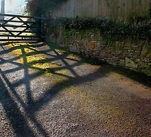 Crossbar Gate by Geoff Carpenter