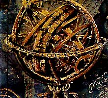 Armillary Sphere by Tilly Campbell-Allen