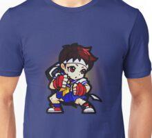 Puzzle Spirit: Sakura Unisex T-Shirt