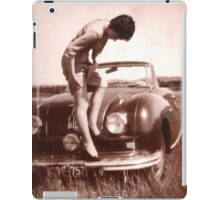 Memories of the Fifties [Austin A 90 ]1948 model ? iPad Case/Skin