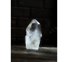 Quartz Photographic Print