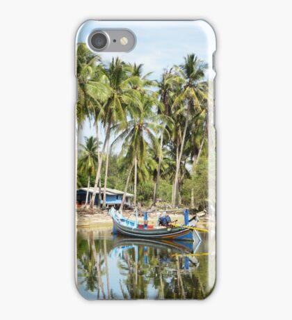 Heat Wave - Narathiwat, Thailand iPhone Case/Skin