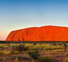 The Sunset Wonder, 13 May 2008 by Steven Pearce