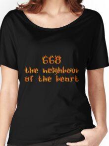 668 Women's Relaxed Fit T-Shirt