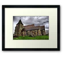 St Clementines Framed Print